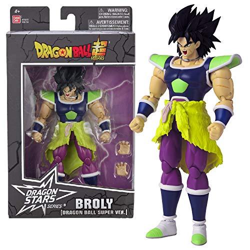 Dragon Ball Super - Figurine Dragon Stars - Broly