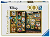 Ravensburger 14973 Disney Museum 9000 Piece Jigsaw Puzzle for Adults - Every Piece is Unique, Softclick Technology Means Pieces Fit Together Perfectly