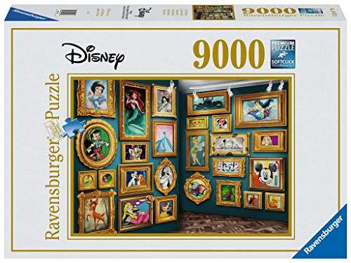 Ravensburger Puzzle 14973 - Disney Museum - 9000 Teile