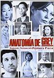 Anatomía De Grey - 2ª Temporada (Parte 1) [DVD]