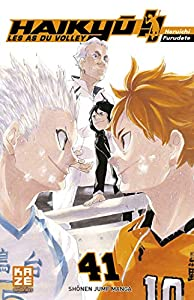 Haikyu!! Les AS du Volley Edition simple Tome 41