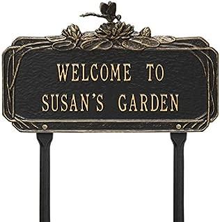 Best custom garden signs Reviews