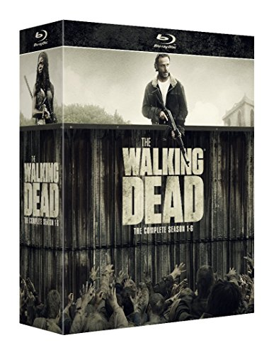 The Walking Dead: The Complete Season 1-6 [UK-Import] [Blu-Ray] [2016]