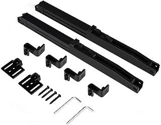 Homode Barn Door Soft Close, 2PCS of Soft Close Mechanism Buffer Damper with T Trigger for Sliding Barn Door Hardware Kit