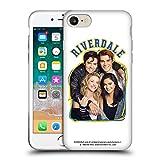 Head Case Designs Offizielle Riverdale Riverdale Cast 2 Kunst Soft Gel Handyhülle Hülle Huelle kompatibel mit Apple iPhone 7 / iPhone 8 / iPhone SE 2020