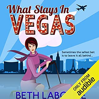 What Stays in Vegas audiobook cover art