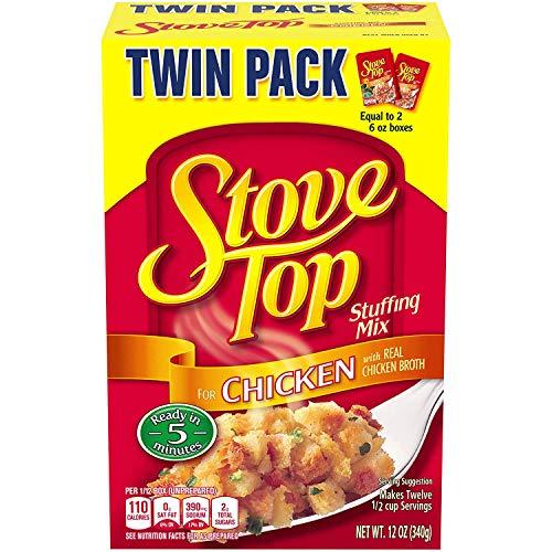 Stove Top Relleno de pollo Twin (2 unidades)