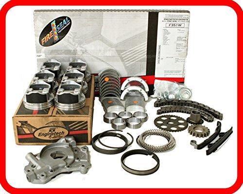 Engine Rebuild Overhaul Kit FITS: 2002-2005 Dodge Jeep 3.7L SOHC V6 EKG Power-Tech