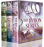 BOXSET OF BIOGRAPHICAL NOVELS: Lord Byron Series 1 -3 : 'A STRANGE BEGINNING: -- A STRANGE WORLD:-- MAD, BAD,...