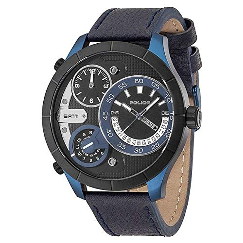 Police - Bushmaster - reloj - black