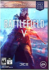Enter mankind's greatest conflict with Battlefield V as the series goes back to its roots with a never before seen portrayal of World War 2. Assemble your Company of customized soldiers, weapons, and vehicles – then take them on an epic journey throu...