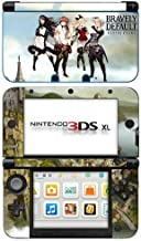 Bravely Default Game Skin for Nintendo 3DS XL Console