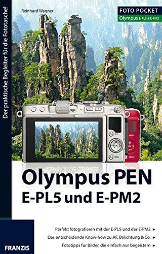 FotoPocket Olympus PEN (E-PL5 und E-PM2)