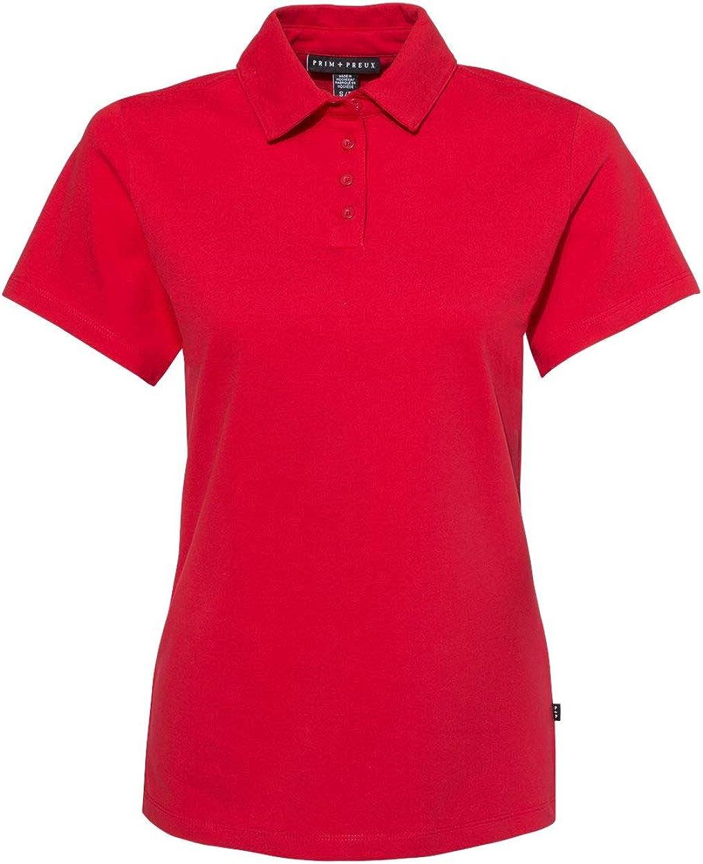 Prim + Preux - Women's Easy Fit Sport Shirt - 1991L