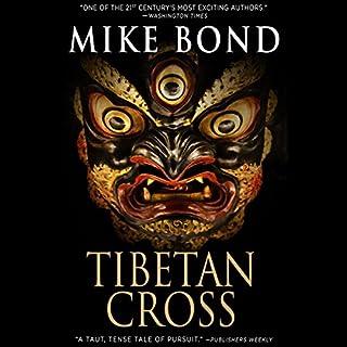 Tibetan Cross audiobook cover art