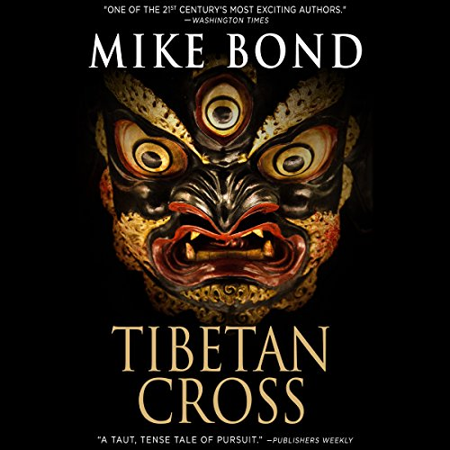 Tibetan Cross audiobook cover art