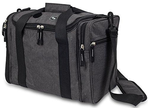 Elite Bags, Jumble's, Macuto botiquín primeros auxilios, Mochila emergencias, Gran capacidad, Gris y negro