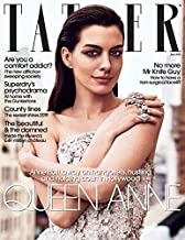 Tatler Magazine Issue: June 2019 Cover :- Queen Anne + Magazine Cafe Bookmark