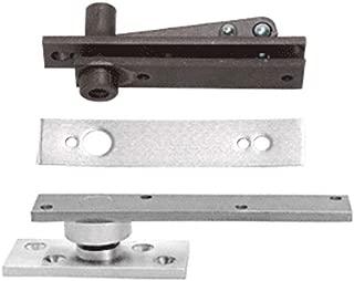 Rixson 370SC Center Hung Pivot Set, Satin Chrome