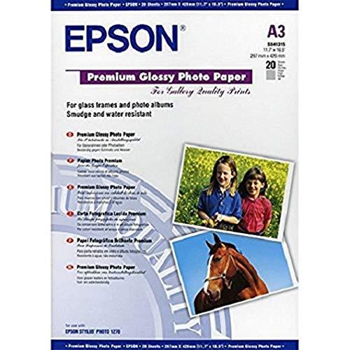 Papel Fotografico Epson A3 Marca Epson