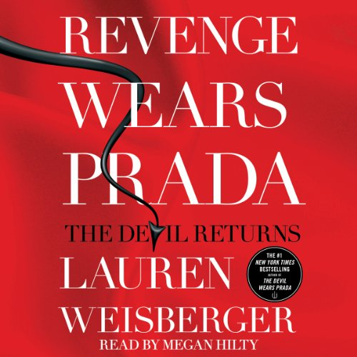 Revenge Wears Prada audiobook cover art