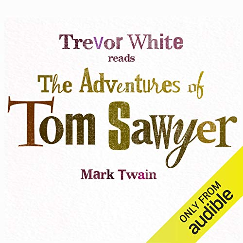 Couverture de The Adventures of Tom Sawyer