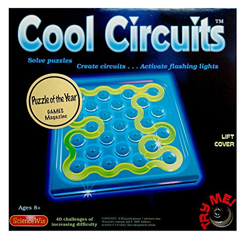 Science Wiz  Cool Circuits Puzzle Game