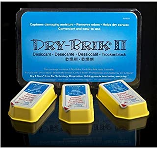 Dry-Brik II Desiccant Blocks by Dry and Store