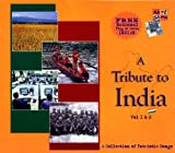 A Tribute to India : A Collection of Patriotic Songs (Vol 1 & 2) with Free National Flag of India
