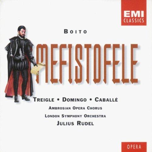Mefistofele (1997 - Remaster), Prologue: Salve, Regina! (Le penitenti/Falangi celesti/Cherubini)