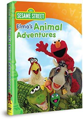 Sesame Street Elmo s Animal Adventures product image