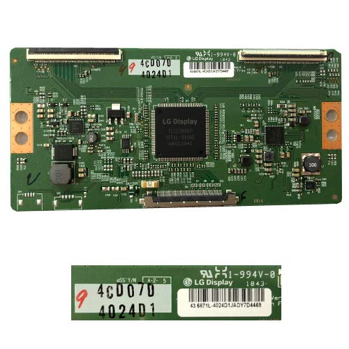 Desconocido Placa TCon 6871L, 1-994V-0 Panasonic TX-43FX550E