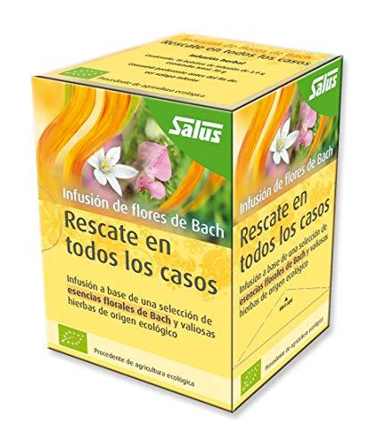 Infusión Flores Bach Rescate 15 sobres de Salus