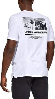 تي شيرت اوريجيناتور الرياضي للرجال من اندر ارمور بطبعة صور فوتوغرافية واقعية