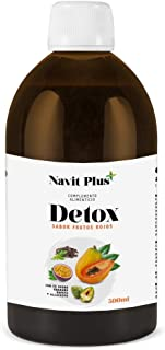 Detox adelgazante | Diurético potente natural líquido