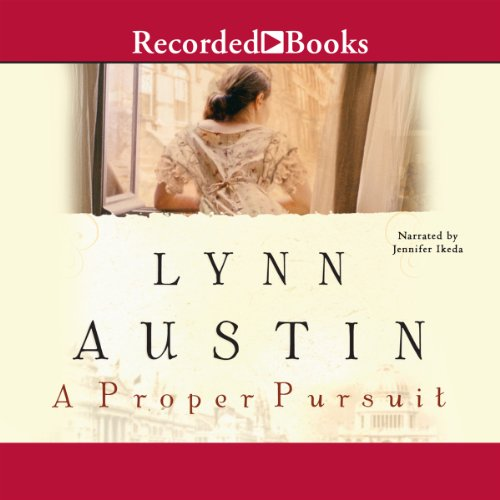 A Proper Pursuit audiobook cover art