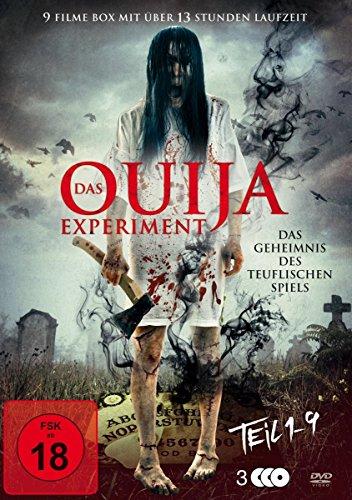 Das Ouija Experiment - 9 Filme [3 DVDs]