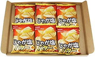 東豊製菓 ポテトフライ(じゃが塩バター) 11g 6コ入り