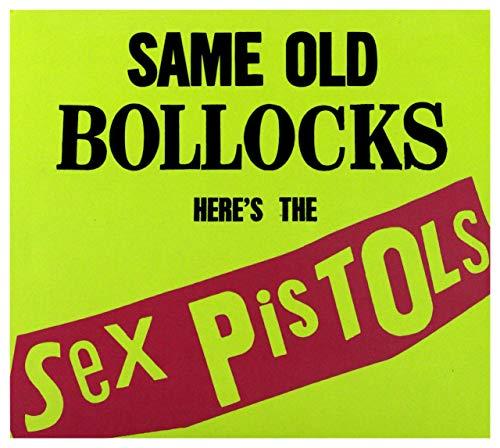 Same Old Bollocks Here's the Sex Pistols