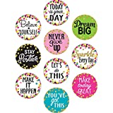 Confetti Positive Sayings Accents (8890)