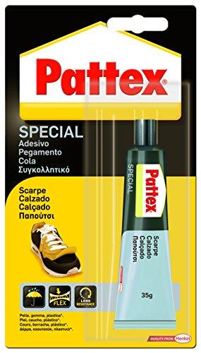 Pattex Pegamento para calzados, flexible, duradero y resistente al agua, 35 gr