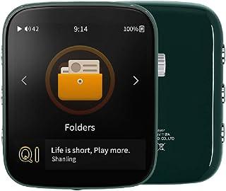 Shanling Q1 HiFi Music Player ESS ES9218P DAC/AMP HiFi Bluetooth USB LDAC/aptX PCM32bit/384kHz Mini Touch Control Lossless...
