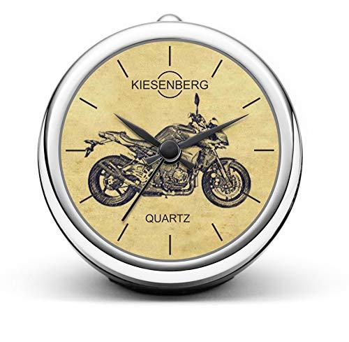 KIESENBERG Design Orologio da Tavolo Regalo per MT-10 dal 2016 Fan Clock T-4846