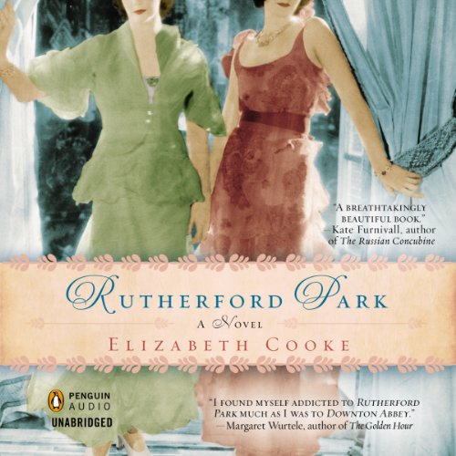 Rutherford Park audiobook cover art