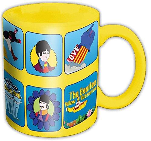 The Beatles Boxed Mug: Yellow Submarine Characters
