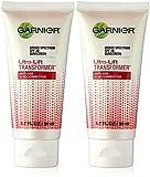 Garnier Ultra-Lift Transformer Anti-Age Skin Corrector for All Skin Tones, 1.7 Fl Oz (2-Pack)