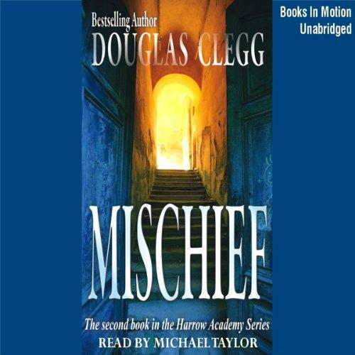 Mischief audiobook cover art