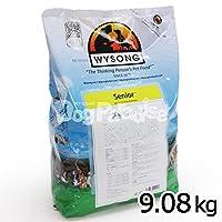 【専用ダンボール箱でのお届け】ワイソン(ワイソング)ドッグフードシニア9.08kg(2.27kg×4)
