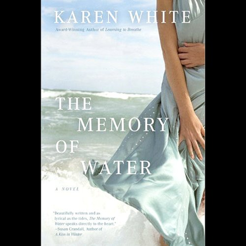 The Memory of Water audiobook cover art