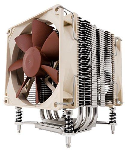 Noctua NH-U9DX i4, Disipador de CPU para Intel Xeon LGA20xx (Marrón)